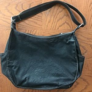 Rosetti Bags - Rosetti black vegan leather purse